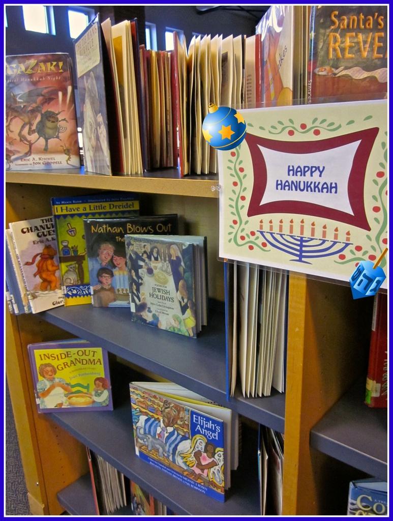 Hanukkah Stories by allie912