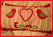 27th Nov 2012 - Patchwork cushion