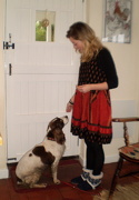 26th Nov 2012 - Give me the biscuit...