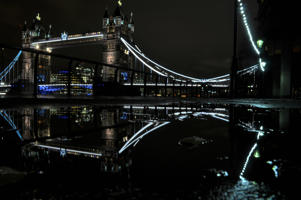 Number 48 Tower Bridge by andycoleborn