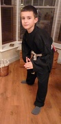 27th Nov 2012 - Karate kid