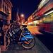 Bus & Bikes, Montague Street by rich57