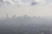 30th Nov 2012 - Foggy Brisbane