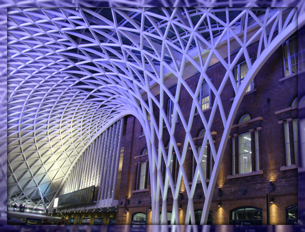 King's Cross station by busylady