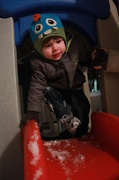 1st Dec 2012 - Snow Slide