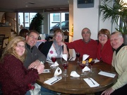 2nd Dec 2012 - Lunch with friends