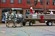 2nd Dec 2012 - Hayride With Santa