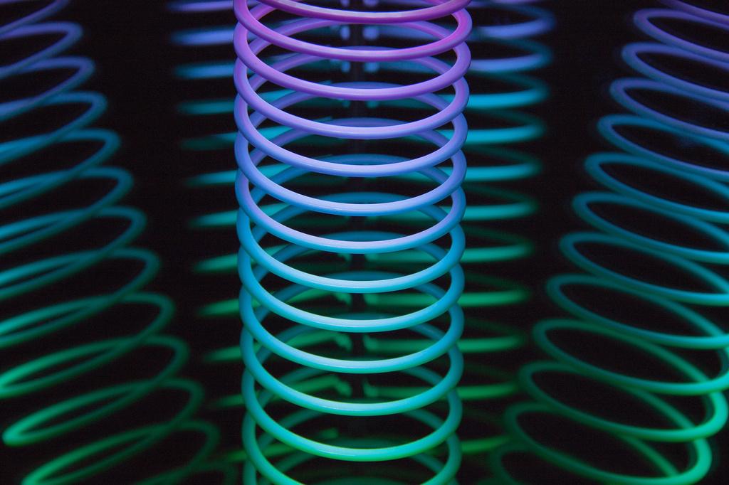 Slinky #2-too-too-too-too  by dulciknit