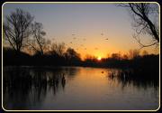 3rd Dec 2012 - Sunrise, sunset