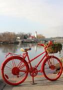 2nd Dec 2012 - Red Bike   Port Credit