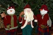 3rd Dec 2012 - Santa and Friends