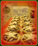 4th Dec 2012 - First mince pies