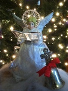 6th Dec 2012 - Whenever a bell rings an Angel gets his wings