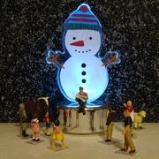7th Dec 2012 - Dec 07: Daytime Snowman
