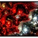 Christmas baubles 2 by judithdeacon