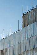 7th Dec 2012 - Corrugated cladding