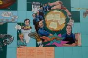 7th Dec 2012 - Pal's Wall Mural
