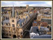 7th Dec 2012 - Aerial view of Cambridge