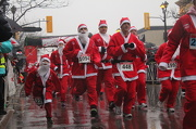 8th Dec 2012 - Santa Claus Race