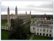 10th Dec 2012 - King's College Chapel, Cambridge