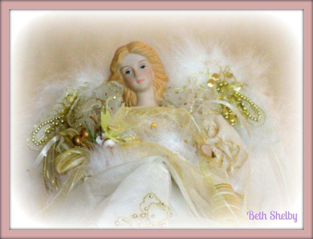 Treetop Angel by vernabeth