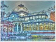 14th Dec 2012 - Crystal Palace,Retiro Gardens,Madrid
