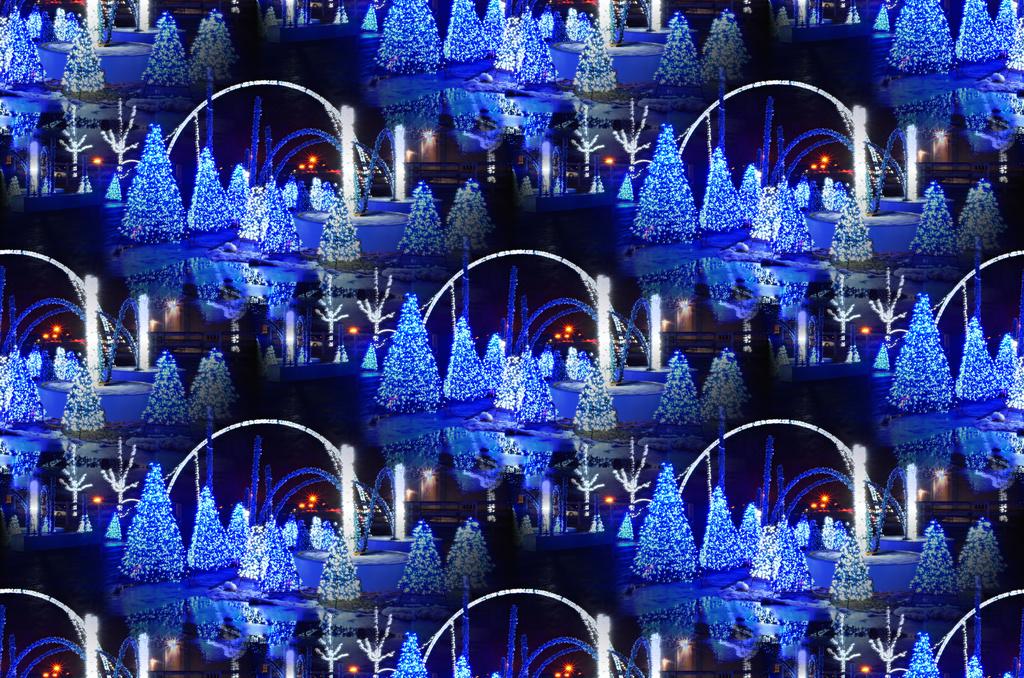 Blue Christmas #2 by myhrhelper