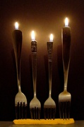 15th Dec 2012 - Dec 15: Hanukkah Candelabra