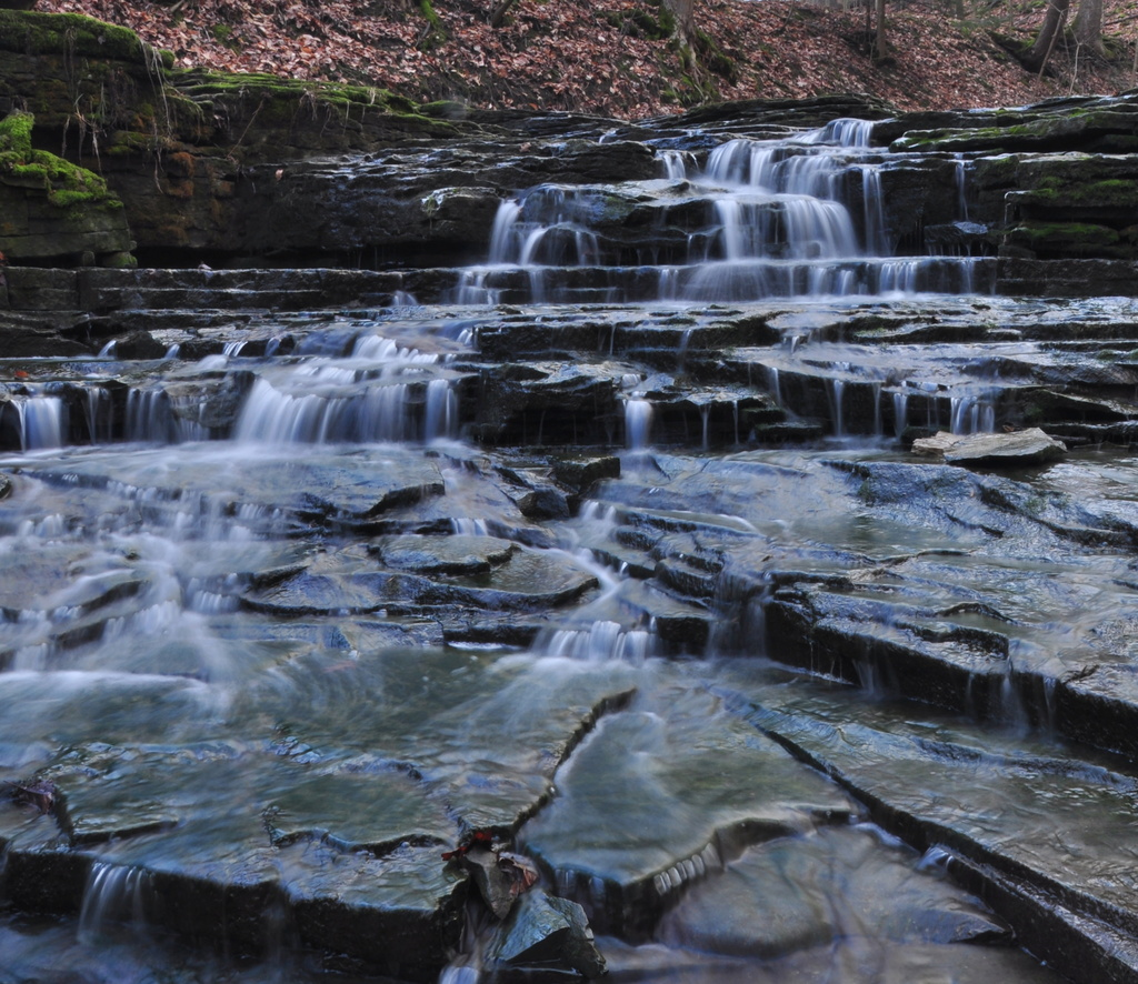 Silence of the Waterfall #1 by jayberg
