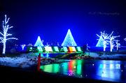 19th Dec 2012 - Washington County Lights