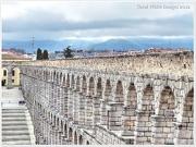20th Dec 2012 - The Roman Aquaduct,Segovia,Spain