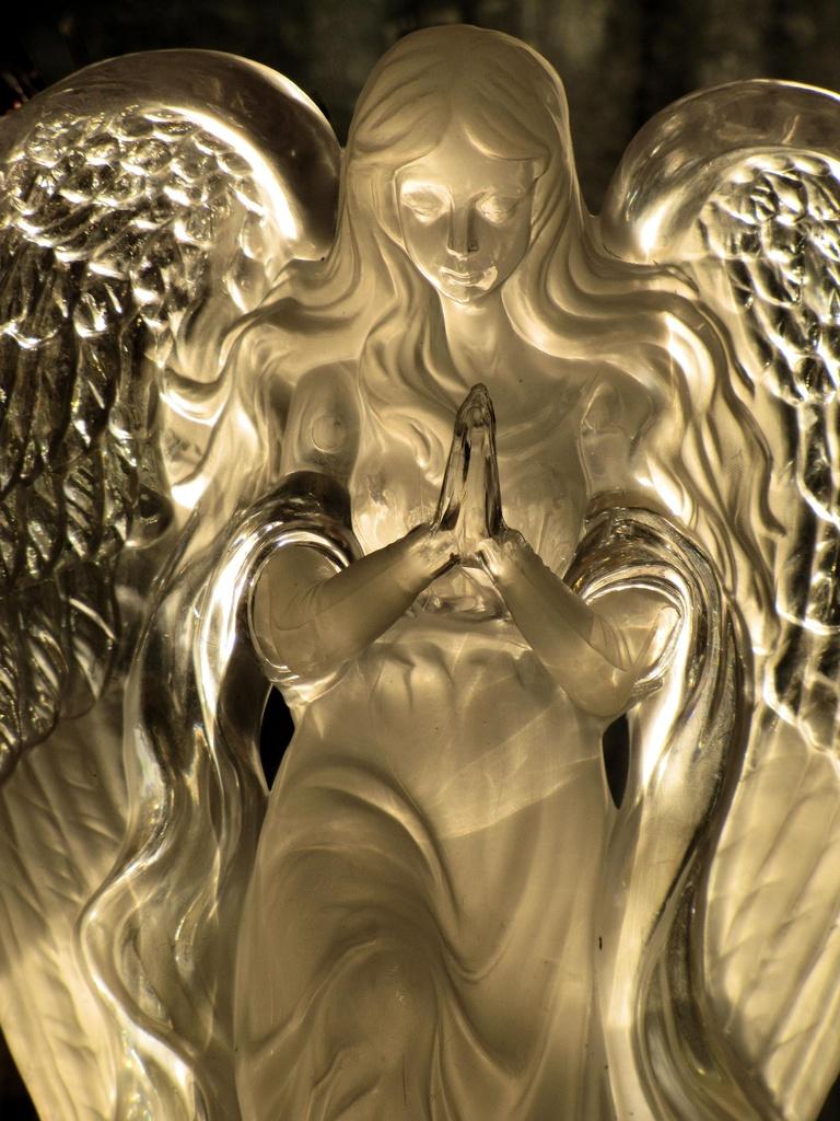 Thrift shop angel. by maggie2