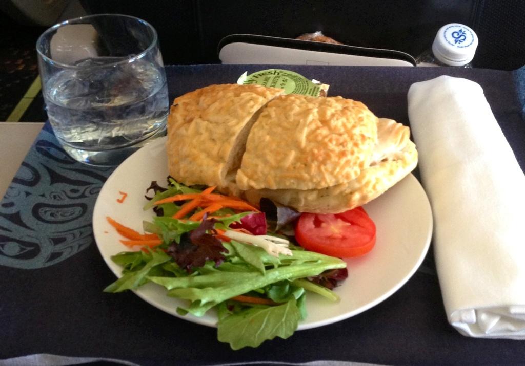 First Class Sandwich by kwind