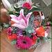 Birthday Flower Arrangement by carolmw