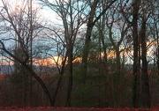 9th Dec 2012 - Winter Evening