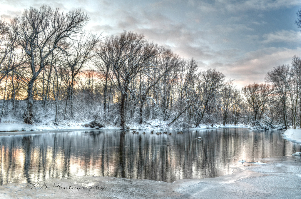 First Day of Winter - view larger please if you have a moment by myhrhelper