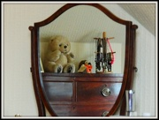 22nd Dec 2012 - Reflection of Teddy