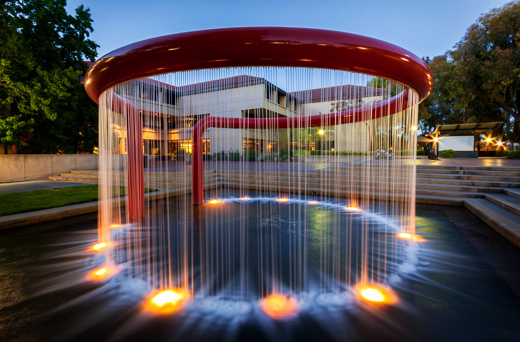 The Shumway Fountain by abirkill
