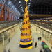 St. Pancras Station's Christmas Tree by seanoneill