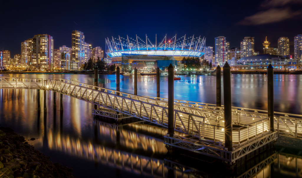 BC Place by abirkill