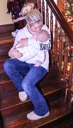 23rd Dec 2012 - Ashley & Mason