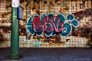 24th Dec 2012 - Multi-Layered Graffiti