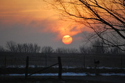 24th Dec 2012 - Christmas Eve Sunrise