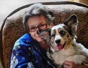25th Dec 2012 - Maggie & Me