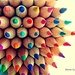 Pencil Tip Flower by darrenboyj