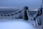 27th Dec 2012 - Snowy Sunrise