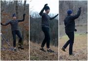 27th Dec 2012 - Ross Slacklining