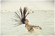 29th Dec 2012 - Water Hair, water-mohawk