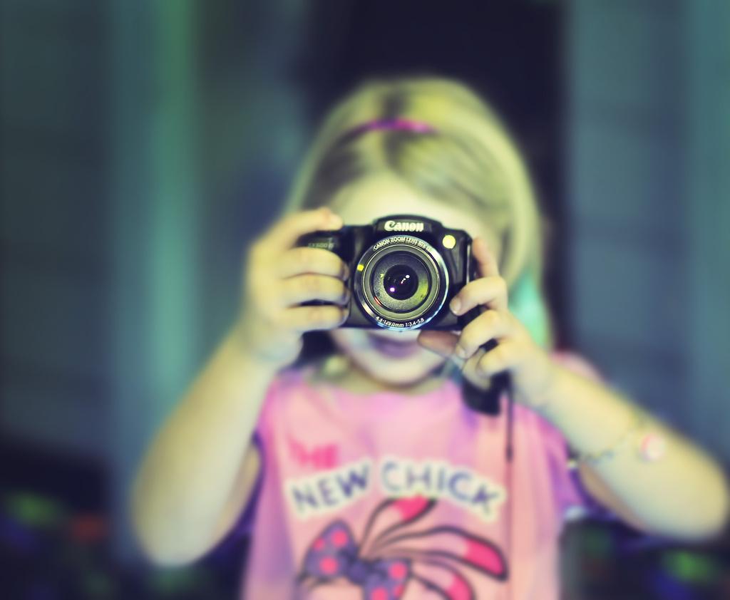 Canon girl! by orangecrush