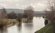 30th Dec 2012 - Waterway in winter